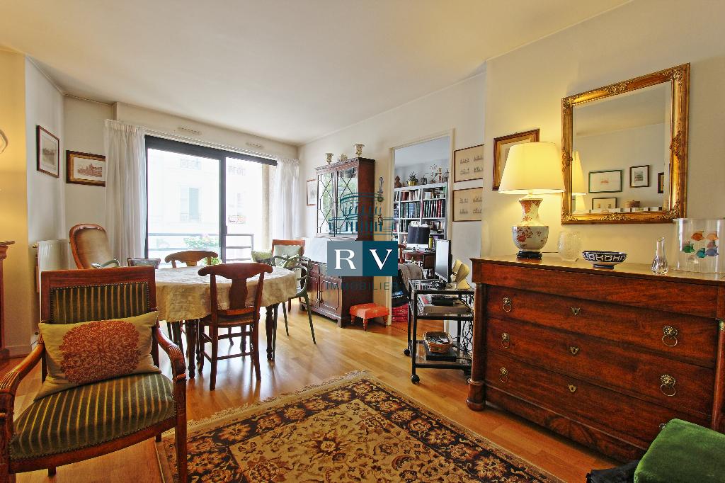 Appartement 3 pièces rue Ramey