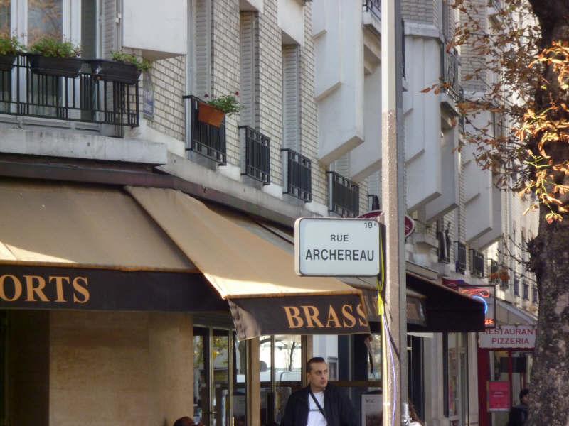 APPARTEMENT PARIS 19 - 2 pièce(s) - 60 m2