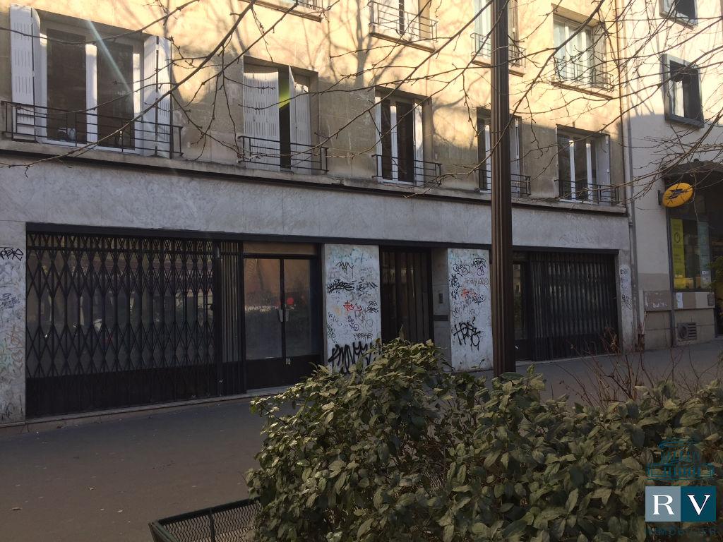 Murs à vendre Av Jean Jaurès Paris 19è