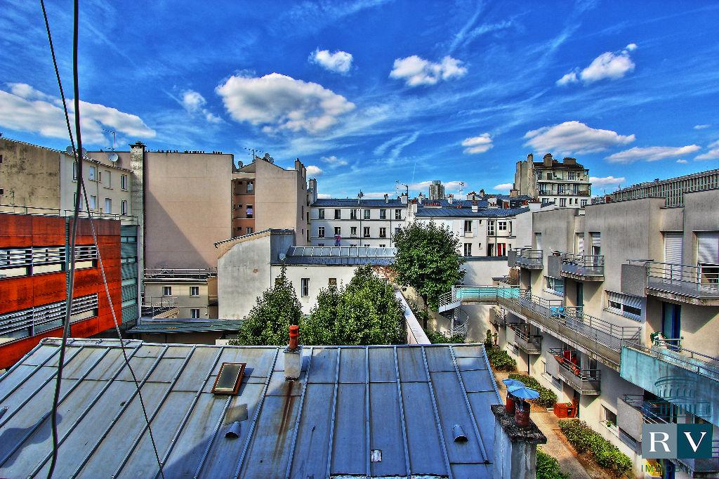 A vendre appartement m paris rv immobilier for Recherche appartement atypique paris